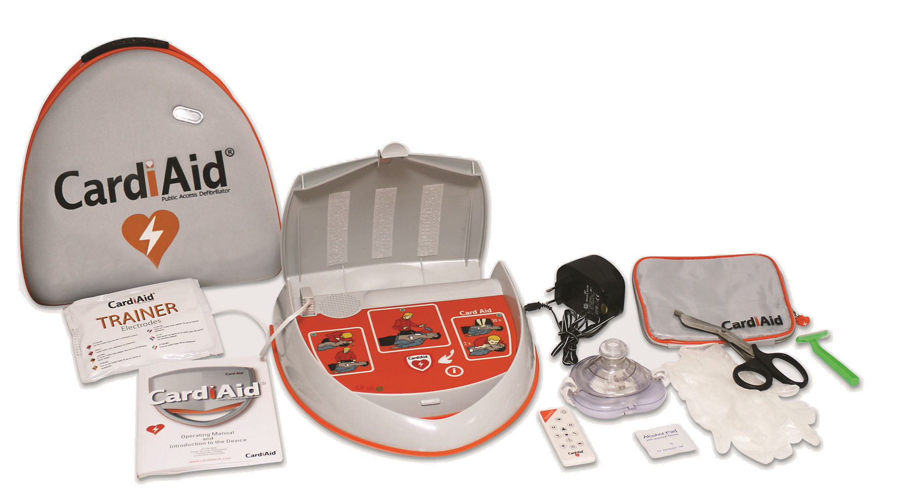 CardiAid-Trainer-Package