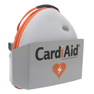 Wall mount CardiAid CT0207W