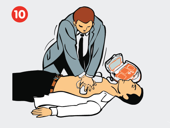 LifeStation - How to use Cardiaid